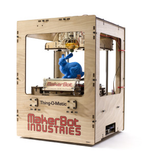 3D Printing of Consumer Products